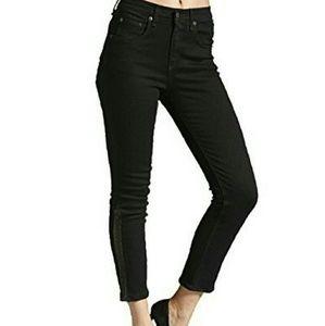 Rag & Bone Justine Cropped Skinny Jeans